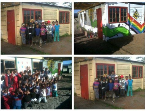 Upgrading early learning centre for rural children